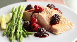 asparagus-and-berries
