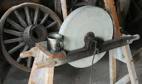 grindstone-and-wagon-wheel