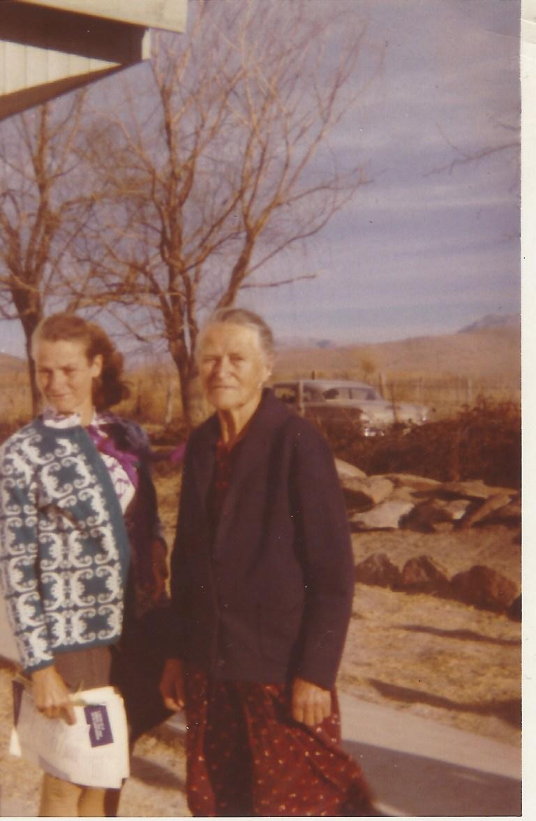 ma and grma, 2