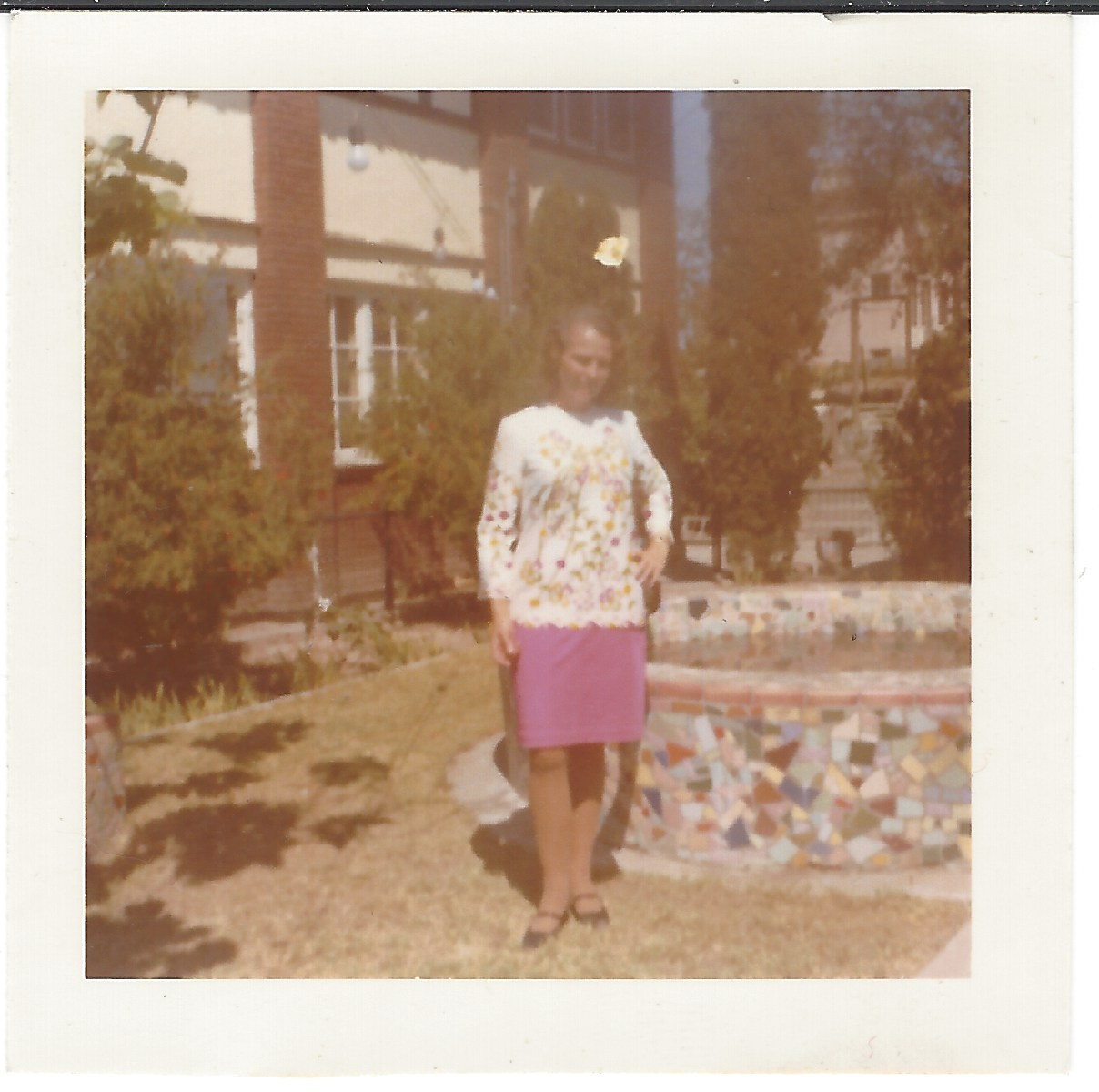ma in pink skirt, 1