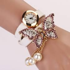 white-watch-bracelet